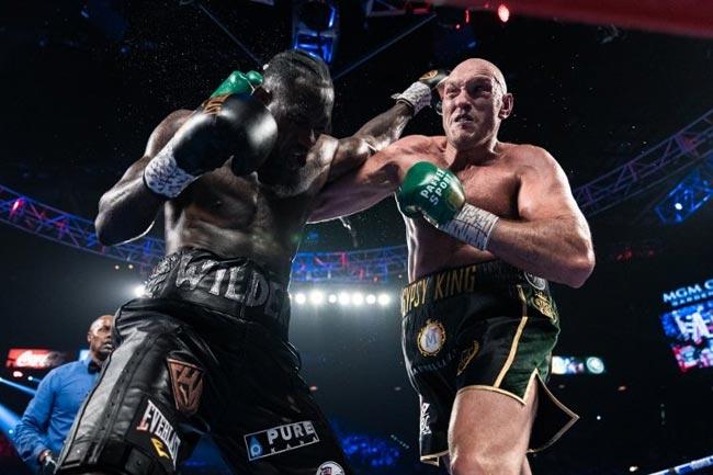 Уайлдер: У Фьюри паранойя из-за того, что ему снова нужно выйти в ринг с одним из самых опасных бойцов в мире